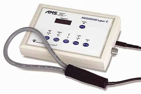 AMS Magnetic field therapy device MediSend Super
